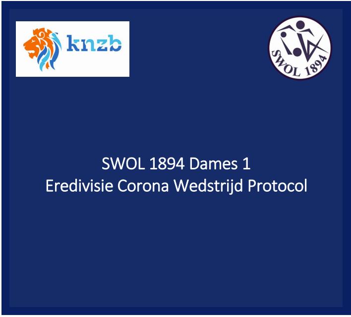 Corona protocol eredivisie (2021 feb. 04)
